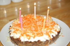 Leni's Geburtstagstorte